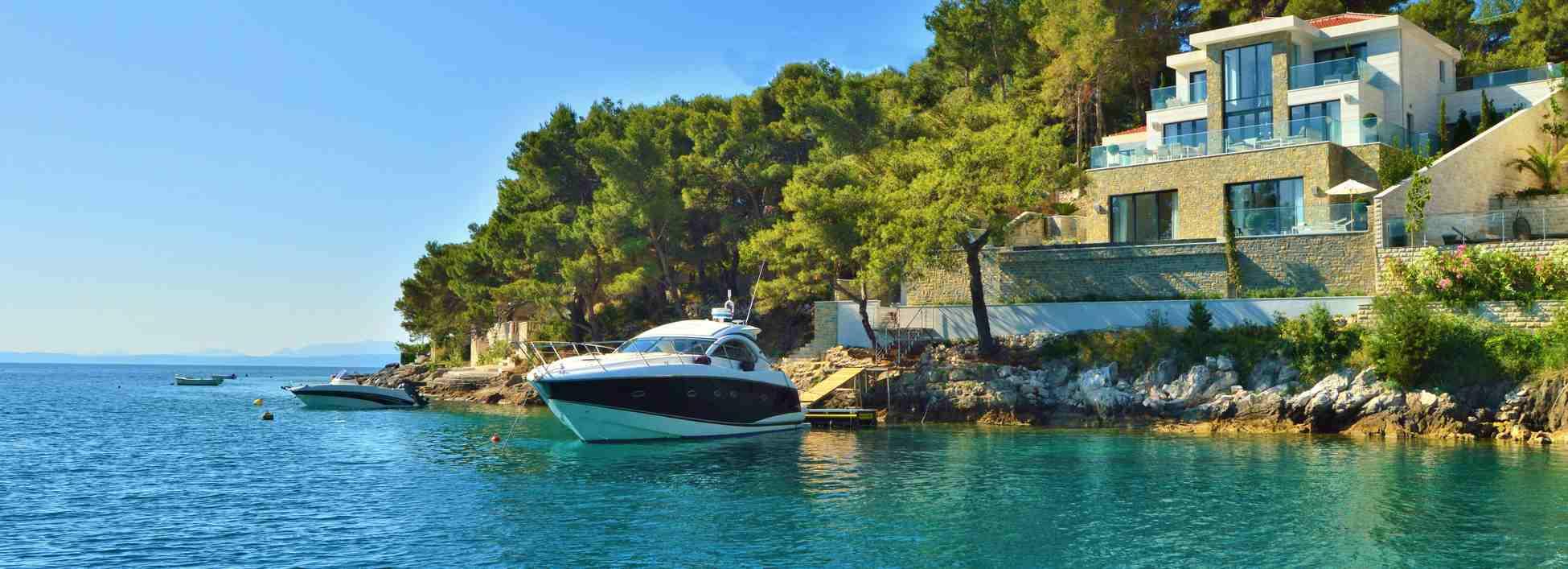 croatian villas rent