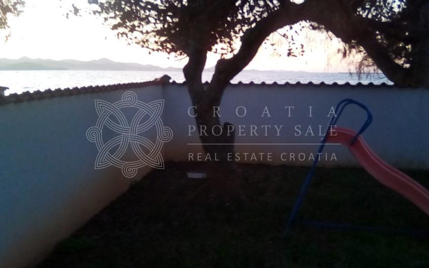 Croatia Zadar Riviera Seafront home for sale