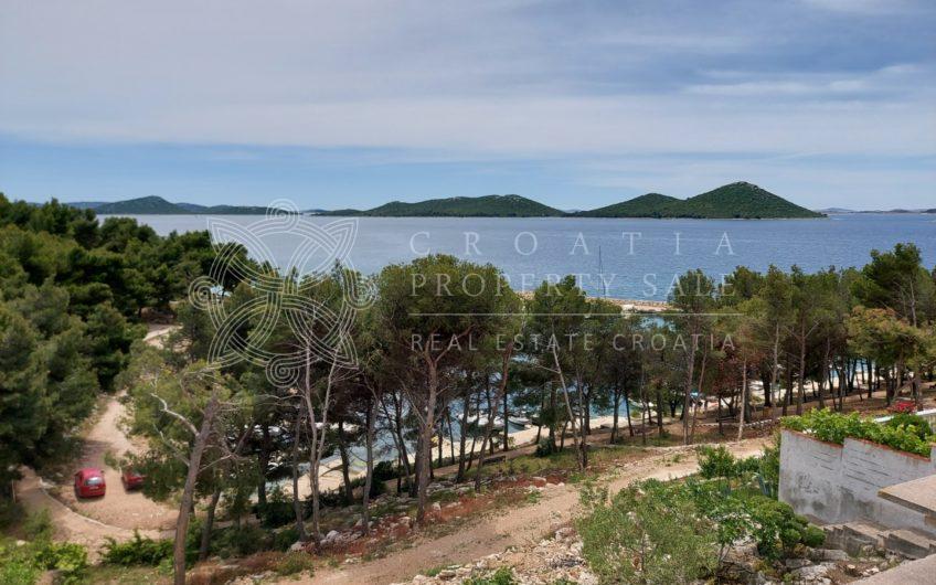 Croatia Sibenik region seafront house for sale