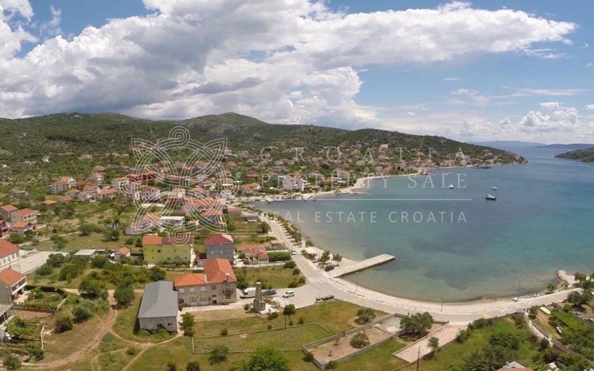 Croatia Trogir Vinisce Seaside land for sale
