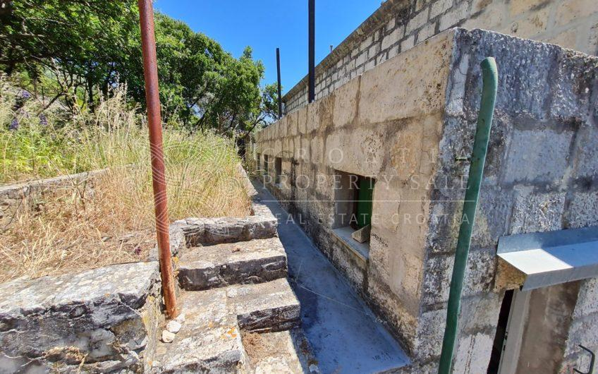 Croatia Orebic seaside captain villa for sale